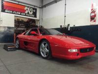 Ferrari 355 Chip de Potenciación - Chiptuning - Reprogramación ECU - Sportchips
