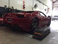 Ferrari 458 Chip de Potenciación - Chiptuning - Reprogramación ECU - Sportchips 1