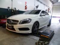 Mercedes Benz A250 AMG Chip de Potenciación - Chiptuning - Reprogramación ECU - Sportchips