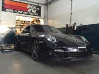 Porsche 911 Turbo 2 - Chip de Potenciación - Chiptuning - Reprogramación ECU - Sportchips